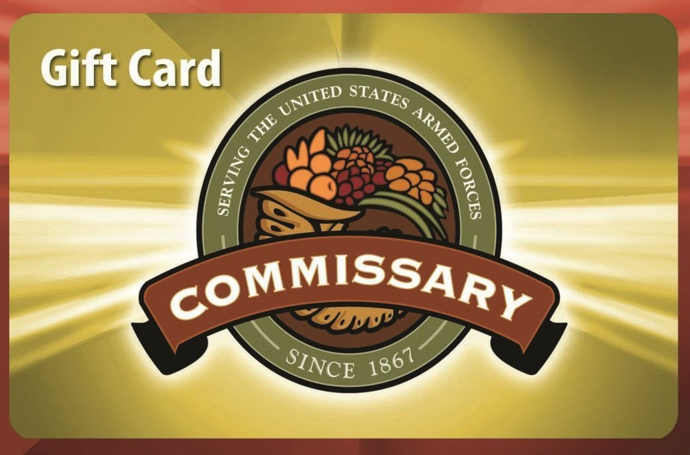 Commissary  $50 Gift Card