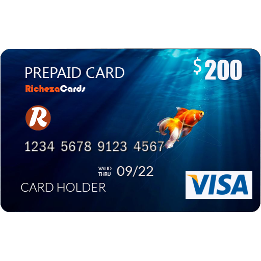 Anonymous 200 CAD VISA Virtual Card