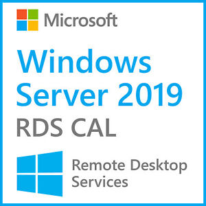 Windows Server 2019 RDS 50 Device CAL's