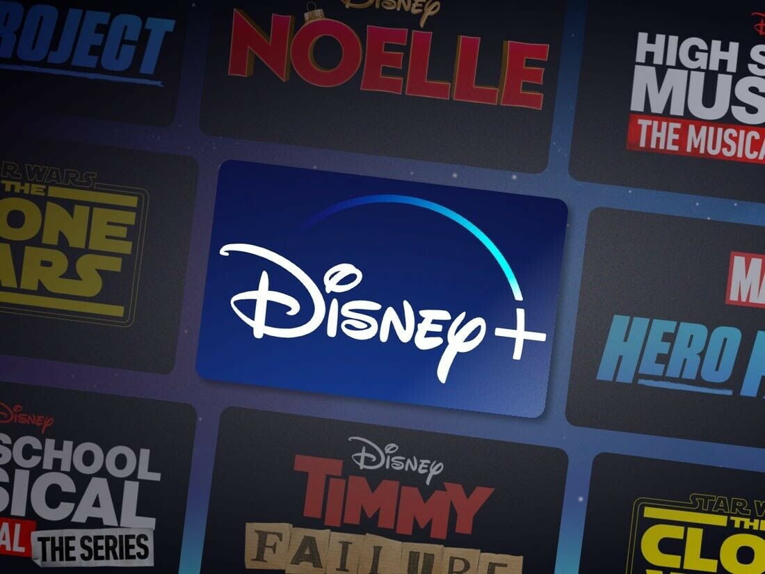 Disney+ Account🔥 1 Year Subscription