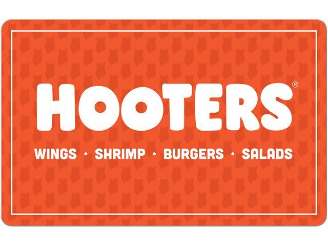 Hooters - $25.00 [Instant Delivery]