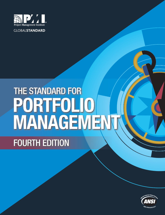 The standard for portfolio management 4th Edition