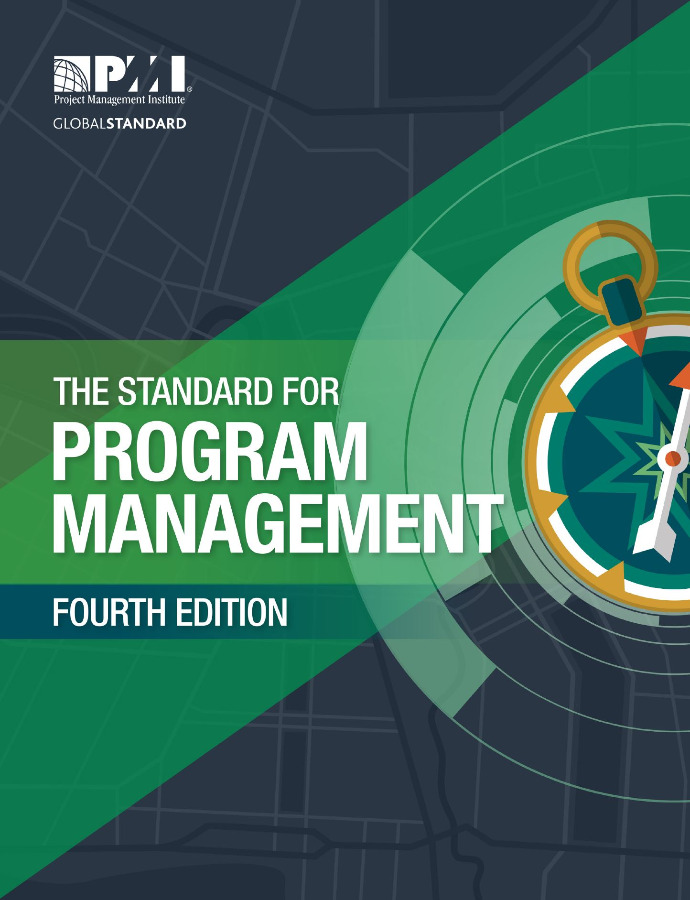 The standard for program management 4th Edition
