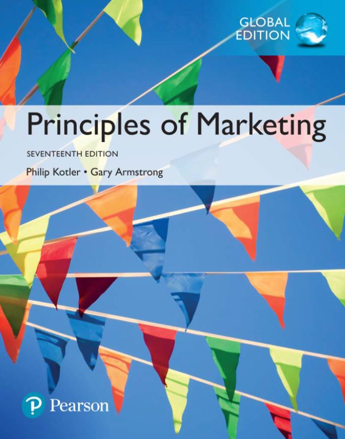 Principles of Marketing Global (17th Edition)