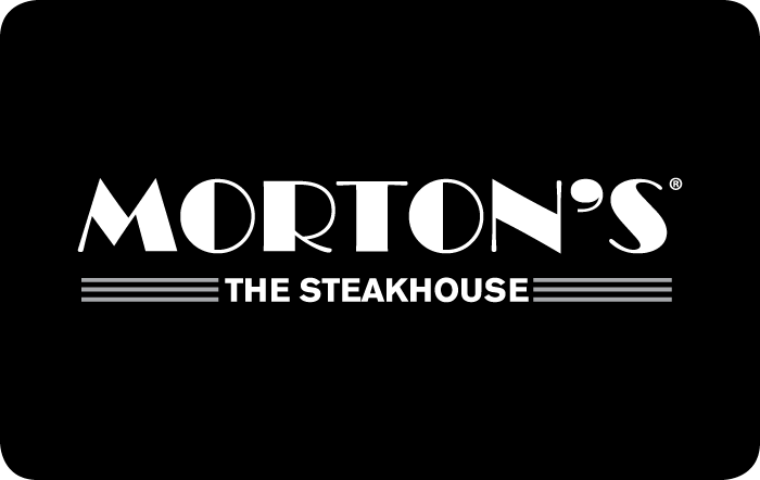 $100 Mortons Steak House GiftCard