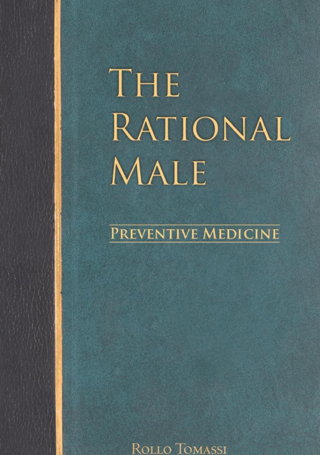 The Rational Male – Preventive Medicine [AUDIOBOOK]