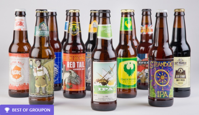 $146 Three-Month Beer of the Month Club Subscription