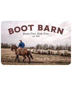 $100 Boot Barn Gift Card with valid PIN