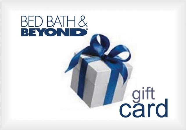 $25 Bed Bath & Beyond Gift Card