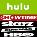 Hulu | No Commercials,Showtime,Live TV,Cinemax,Starz
