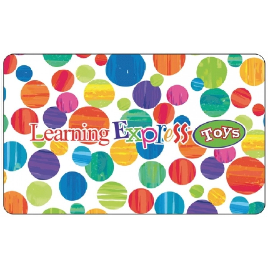 Learning Express TOYS - $100 Gift Card - In Store