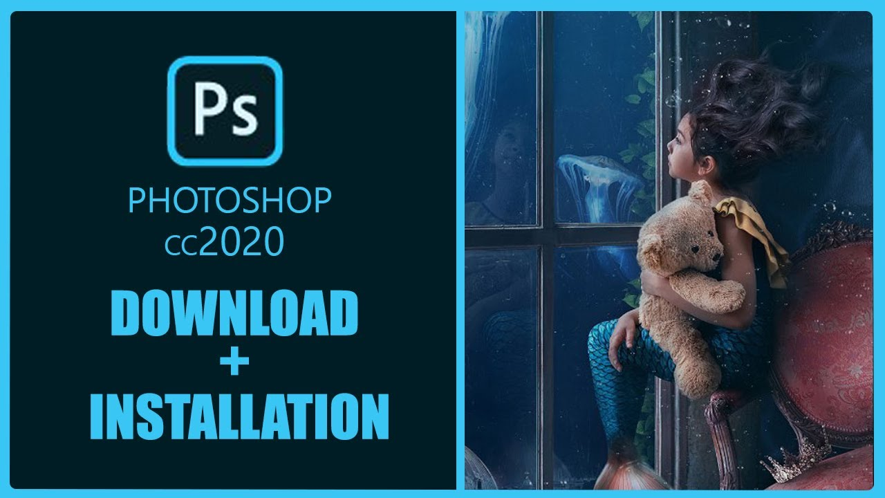 Adobe Photoshop 2020 v21.0.2 For MAC (Latest DEC 2019)