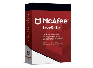 McAfee Total Protection 2020-1 Year/ 1 PC