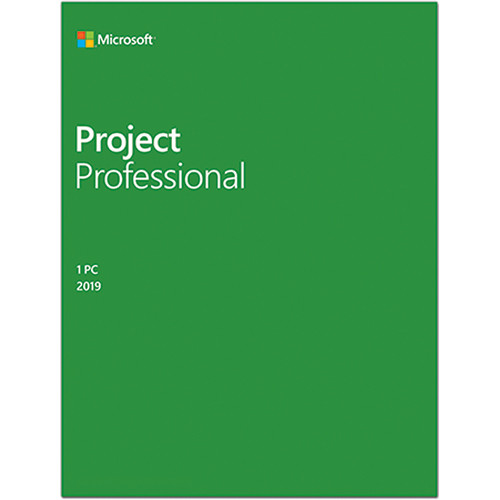 Project Professional 2019 and Download