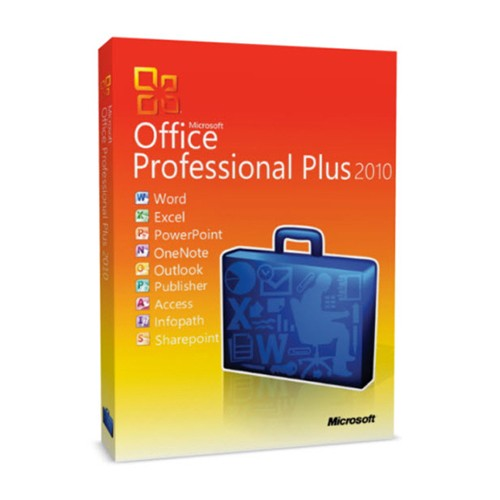 Office 2010 Professional Plus for 1pc + download link