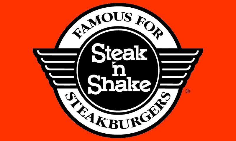 $100 Steak 'N' Shake Gift Carrd