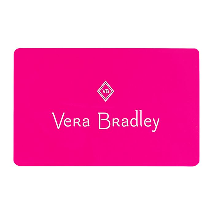VERA BRADLEY $50+ IN STORE ONLY INSTANT DELIVERY