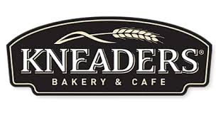 KNEADERS Bakery & Cafe 50$ Gift Card Instant