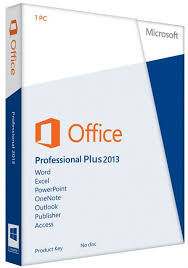Office 2013 Pro Plus Lifetime License key 1 PC