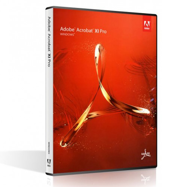 Adobe Acrobat XI Pro Full Version for Windows Digital D