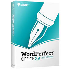 Corel WordPerfect Office X9 Home & Student Editi...