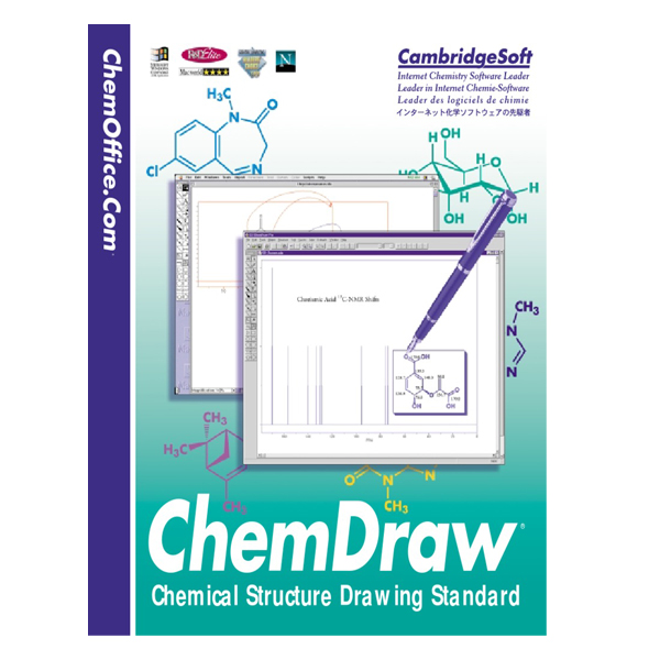 PerkinElmer ChemDraw Prime 16 Individual Link + Key For