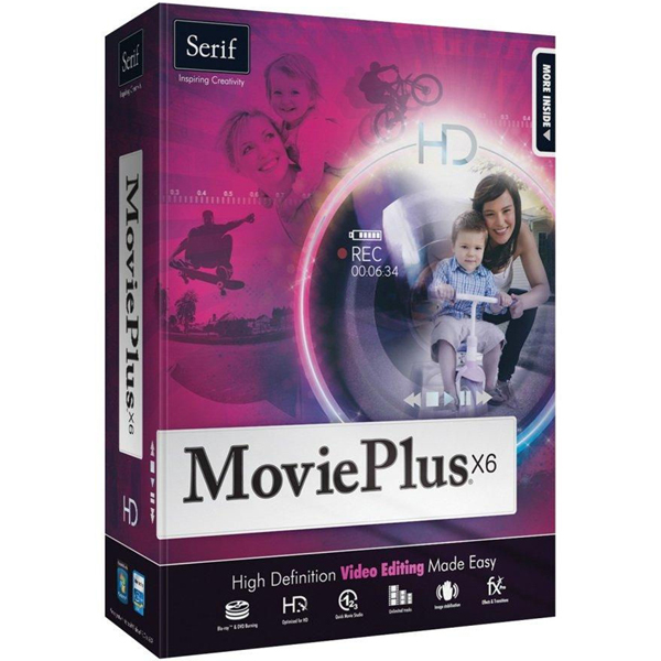 Serif Movie Plus X6 Download Link + Key