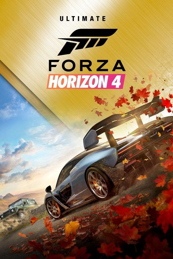 Forza Horizon 4 Ultimate Edition and Forza Horizon 3 WI