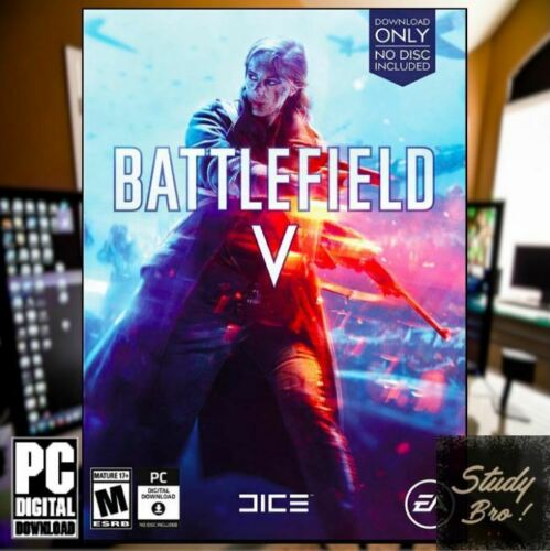 Battlefield V - PC OFFLINE Game [Digital Download] | PC