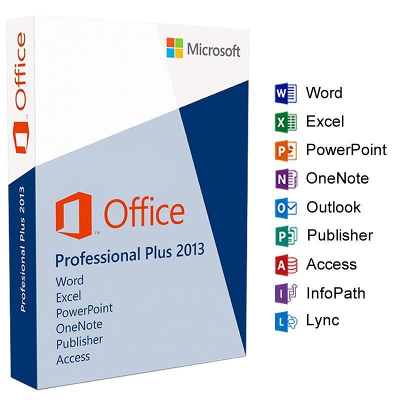 MS Office 2013 professional Plus Download Link + Licens