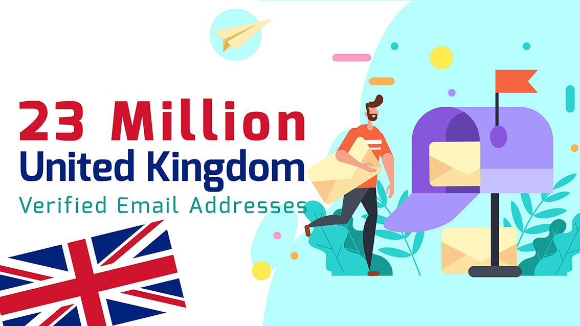 23 Million Active UK Email Addresses 2020