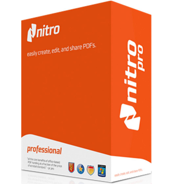 Nitro Pro 10 PDF Reader, Creator, Editor for Windows Li