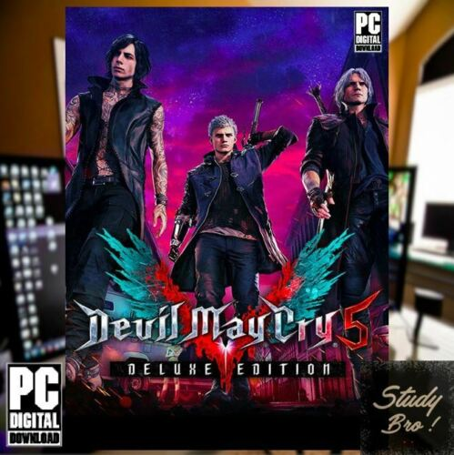 Devil May Cry 5 - PC OFFLINE Game [Digital Download] |
