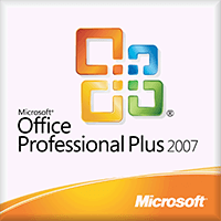 Microsoft Office 2007 Pro plus Key Instant Delivery