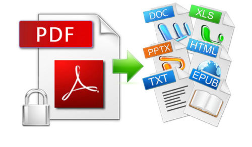 PDF Converter PRO - convert PDF to WORD, EXCELL, PPT, T
