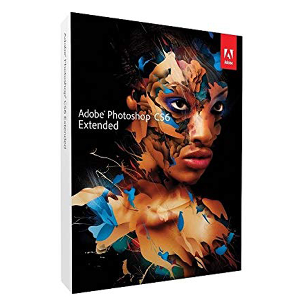 Adobe Photoshop CS6 Extended Digital Download Full Vers