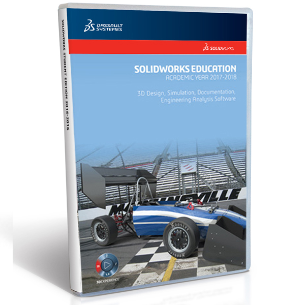 Solidwork 2018-2019 Student Edition English One year Li