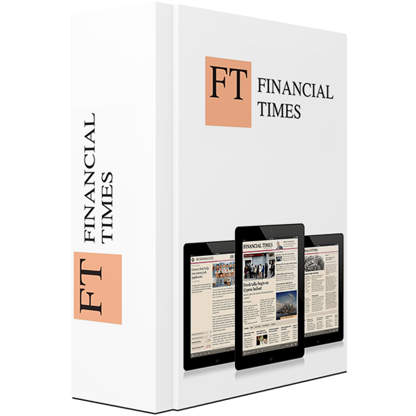 Financial Times Newspaper Premium Shared Account for On