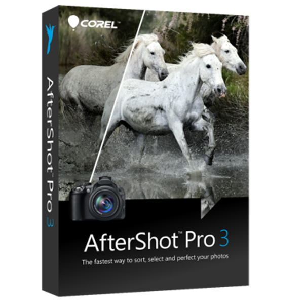 Corel AfterShot Pro 3 RAW Photo Editor (64 bit) Only Of