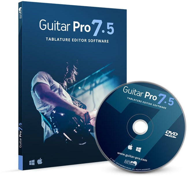 GUITAR PRO 7.5 Full Version Preactivated Digital Downlo