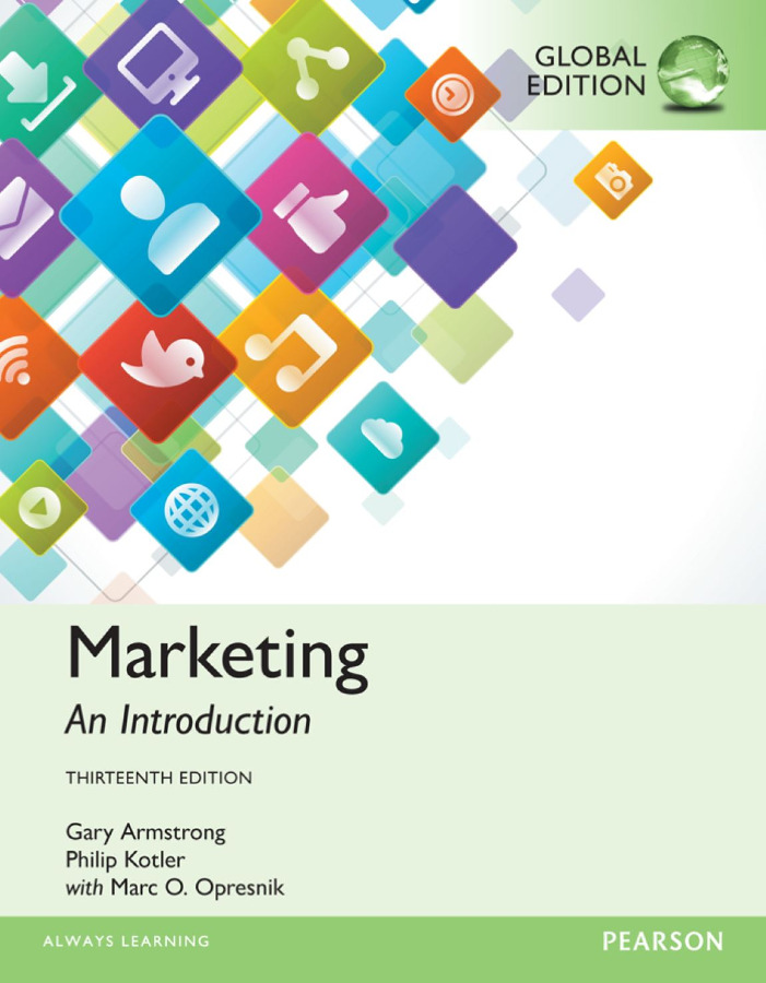 Marketing An Introduction, Global Edition13th Edition