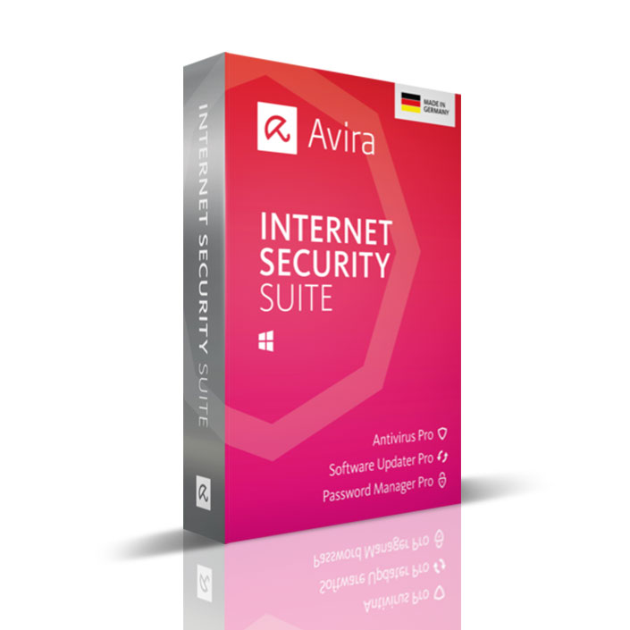 Avira Internet Security Suite  1Device 1Year