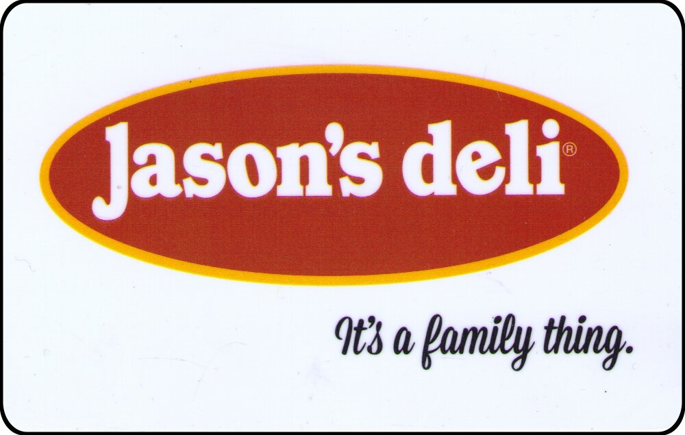 [Gift Card] Jasons Deli - $25