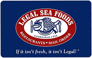 legal sea foods egift 100$