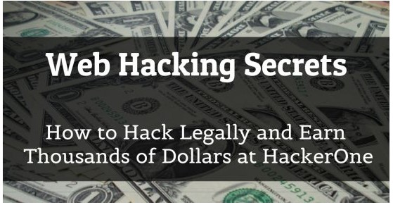 Web Hacking Secrets: How To Hack Legally And Earn Money