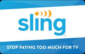 Sling Tv|Sling Orange & Blue+Sports Extra+ 4 Ext...