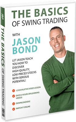 Jason Bond The Basics of Swing Trading Course
