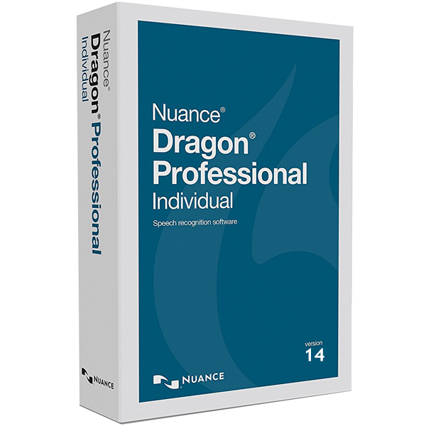 Nuance Dragon Professional Individual V 14.0 - License