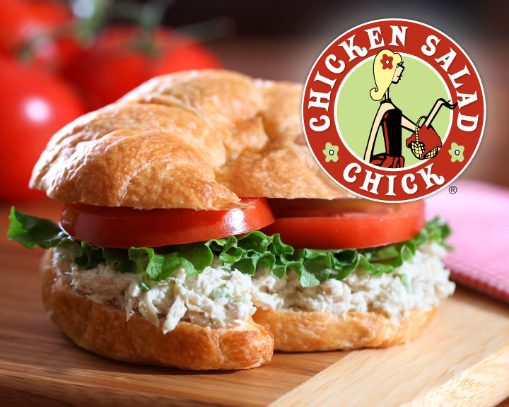 Chicken Salad Chick $30 w/pin INSTANT DELIVERY