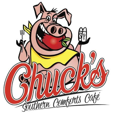 Chucks Southern Comfort Cafe $25 w/pin - INSTANT !